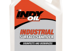 INDY OIL INTRODUCES INDUSTRIAL SURFACE SANITIZER